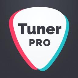 Tuner PRO: guitar,ukulele,bass