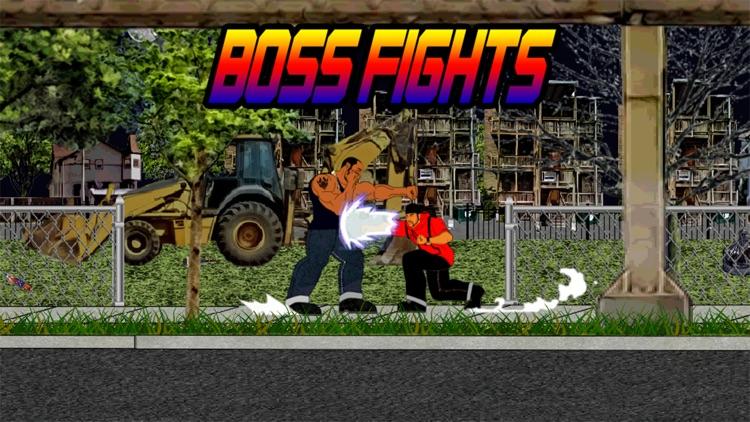 ESCAPE CHIRAQ - Fight Action screenshot-6