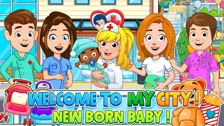 My City : Newborn Baby