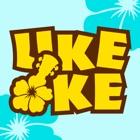 Ukulele Karaoke y Afinador App icon
