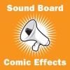 Sound Board - Comic Effects - iPadアプリ