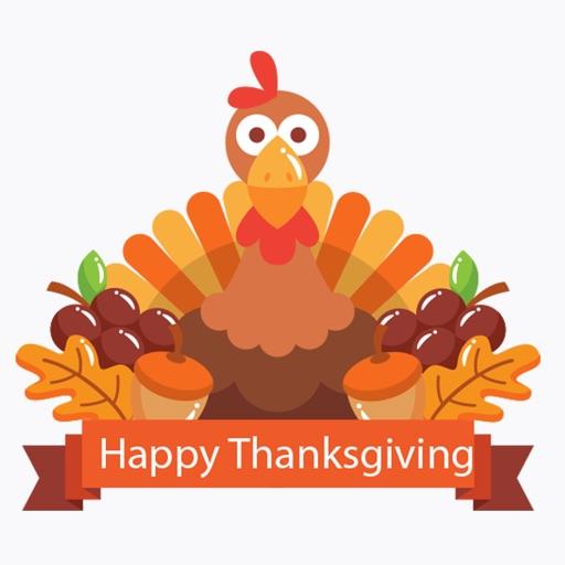 Happy Thanksgiving Day Emoji
