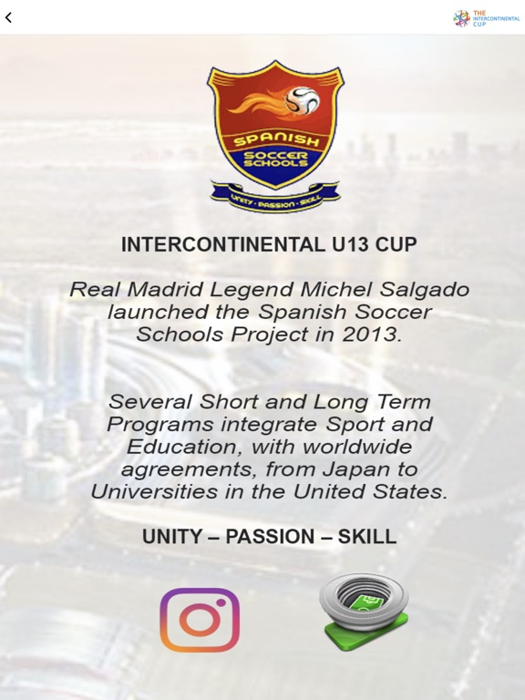 Screenshot #2 for U13 Football IntercontiCup