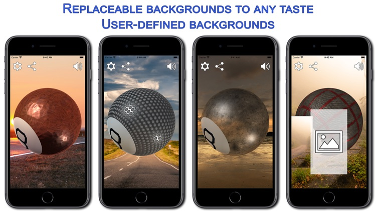 Magic 8 Ball 3D Lite