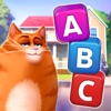 Kitty Scramble: Word Stacks - iPadアプリ
