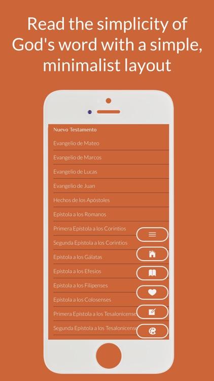 Spanish Bible Pro screenshot-3