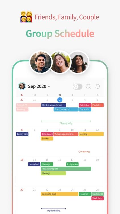 TimeBlocks - Mobile Planner screenshot-7