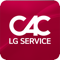 App Icon for LG CAC Service App in United States IOS App Store