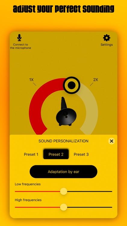 EAR SPY, SOUND AMPLIFIER, SPY screenshot-4