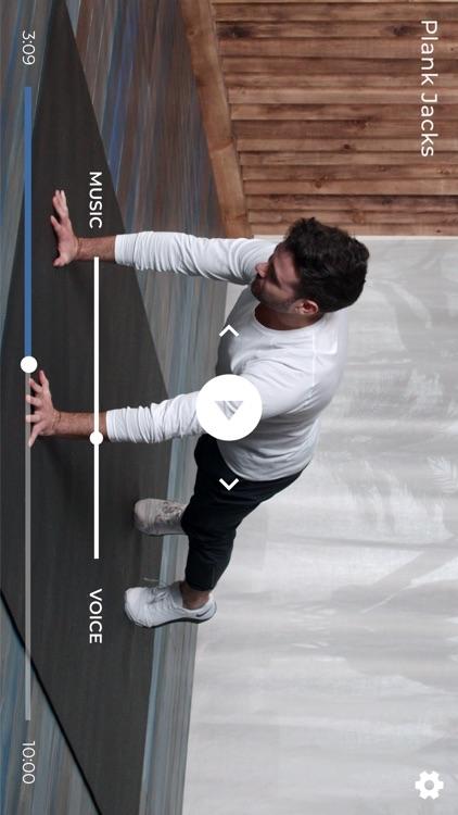 7 Minute Workout | Down Dog screenshot-4