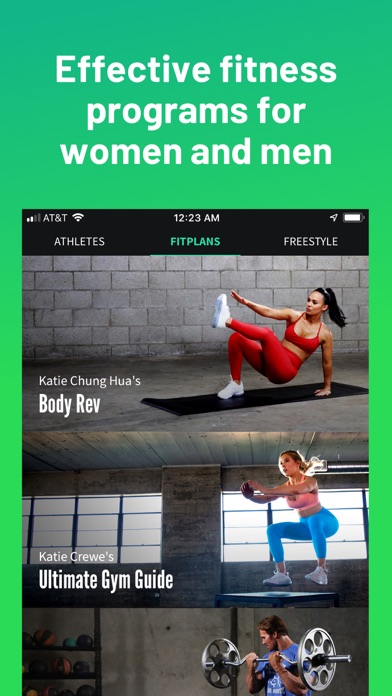 Fitplan: Gym & Home Workouts