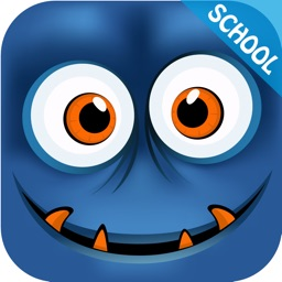 Monster Math School: Fun Games
