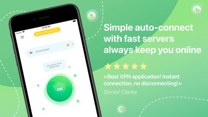 ZeroVPN - Fast & Secure Proxyのおすすめ画像1