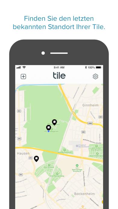Tile - Find lost keys & phoneScreenshot von 6