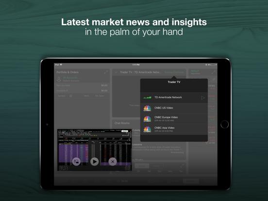 thinkorswim Mobile screenshot