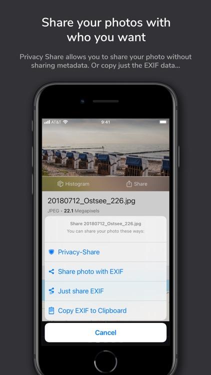 ImagExif 2 - edit exif data screenshot-6