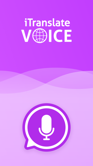 ‎iTranslate Voice Screenshot