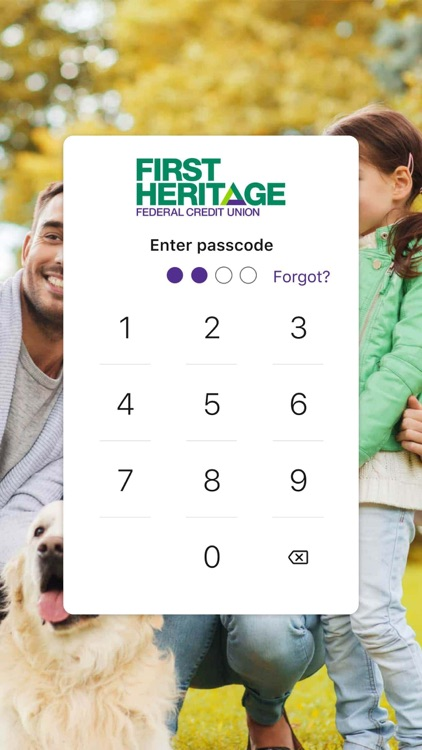 First Heritage FCU screenshot-0