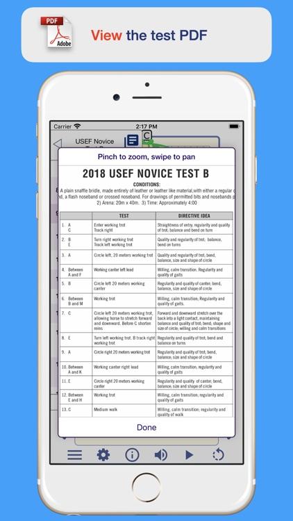 TestPro USEA and USEF Eventing screenshot-6