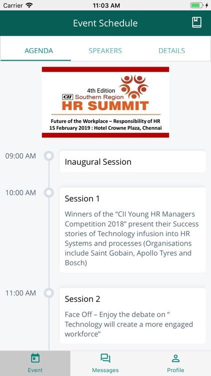 CII HR Summit