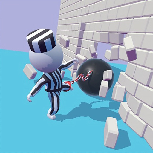 Prison Wreck: Destroy & Escape free software for iPhone and iPad