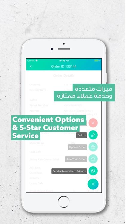 Bilbayt - Food Ordering & More screenshot-4