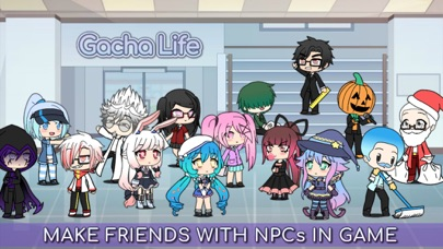 Gacha Life App Reviews - User Reviews of Gacha Life