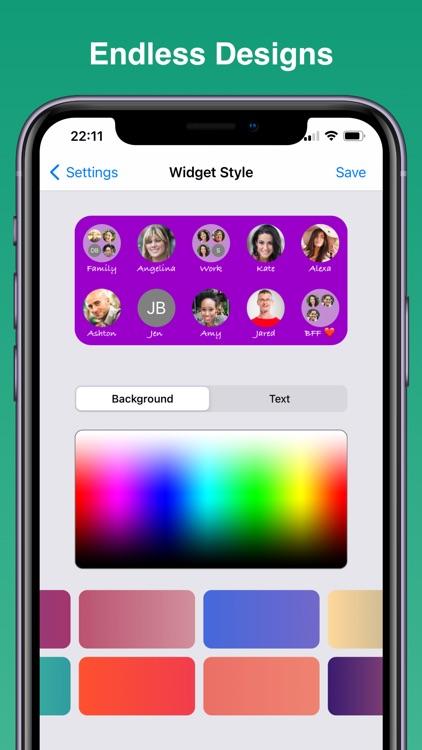 Favorites Widget Pro screenshot-4