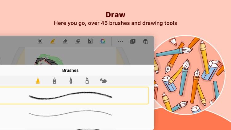Animation Desk® Draw & Animate