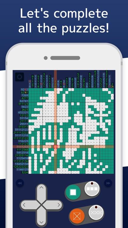 Nonograms 999 griddlers screenshot-4