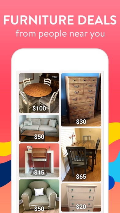 Screenshot for letgo: Buy & Sell Used Stuff in United States App Store