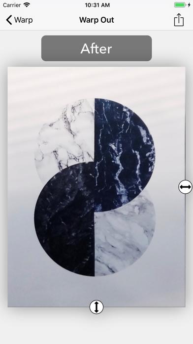 Pic Warp - Geometry Editor | App Price Drops