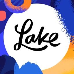 Lake : Livres à colorier