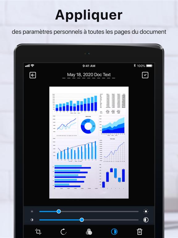 Scanner: Scanneur PDF, Doc, QR