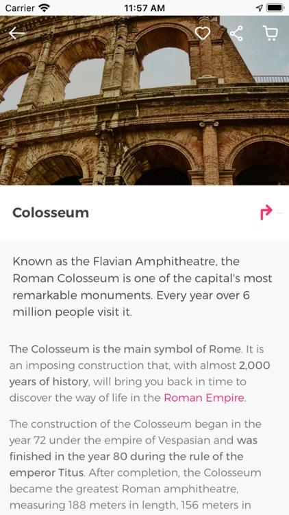 Rome Guide Civitatis.com screenshot-8