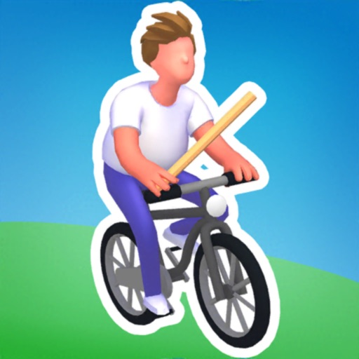 Bike Hop: Crazy BMX Jump 3D icon