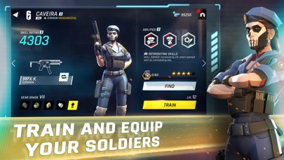 Tom Clancy's Elite Squad screenshot 2