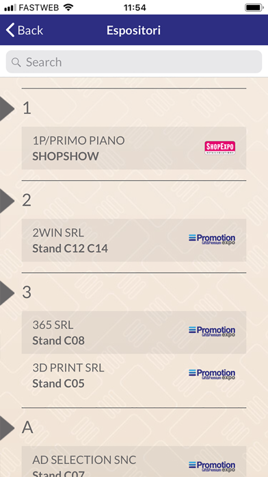 Screenshot of Promotion Expo & Shop Expo7