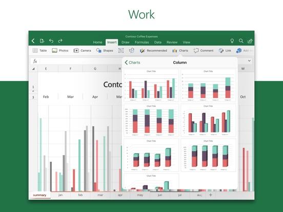 Screenshot #3 for Microsoft Excel