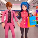 Sakura Shopping Simulator 3D