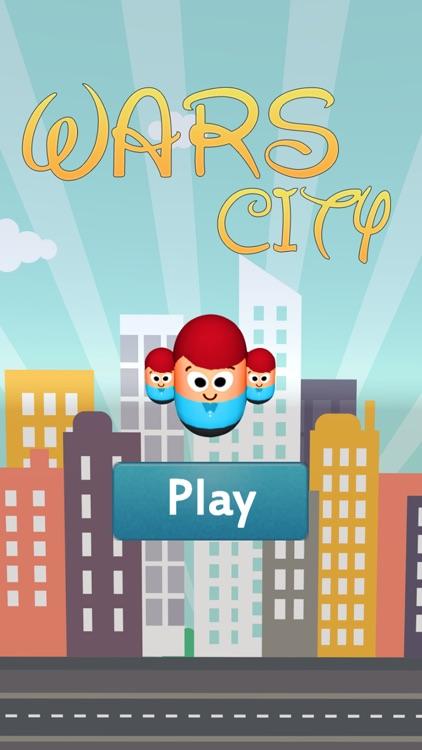 Popular City - Wars.io