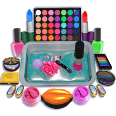 Makeup Slime Game! Relaxation