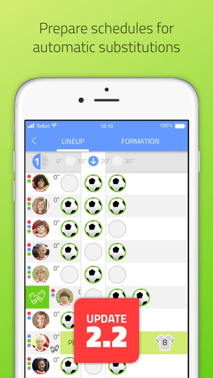 Coach Amigo screenshot-0