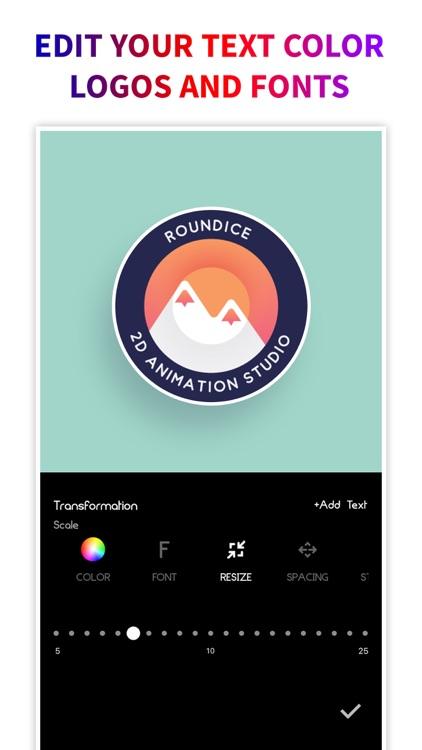Logo Maker + Logo Creator screenshot-6