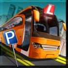 3D Bus fahren Schule Spiel pro icon
