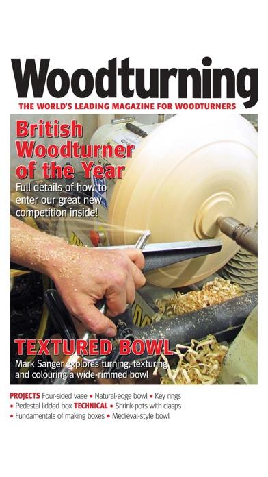 Woodturning Magazine screenshot1