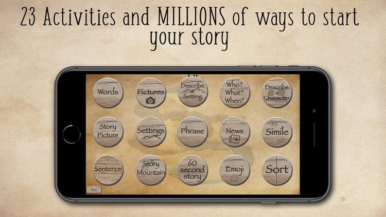 Story Starters screenshot-0