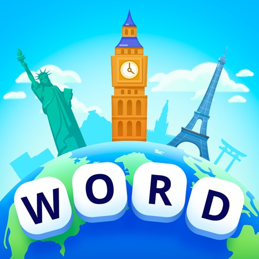 Word Travel: Pics 4 Word