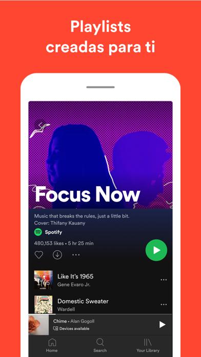 Spotify: Música y podcasts