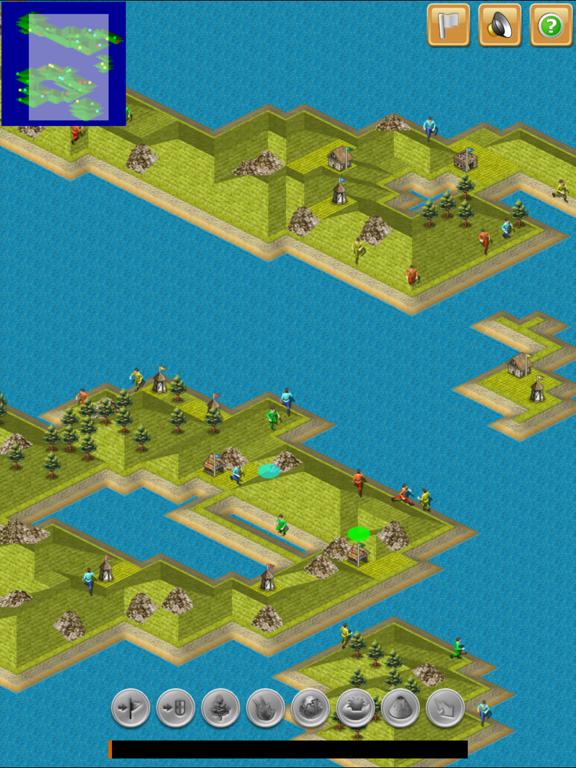 Screenshot #4 pour Four Tribes